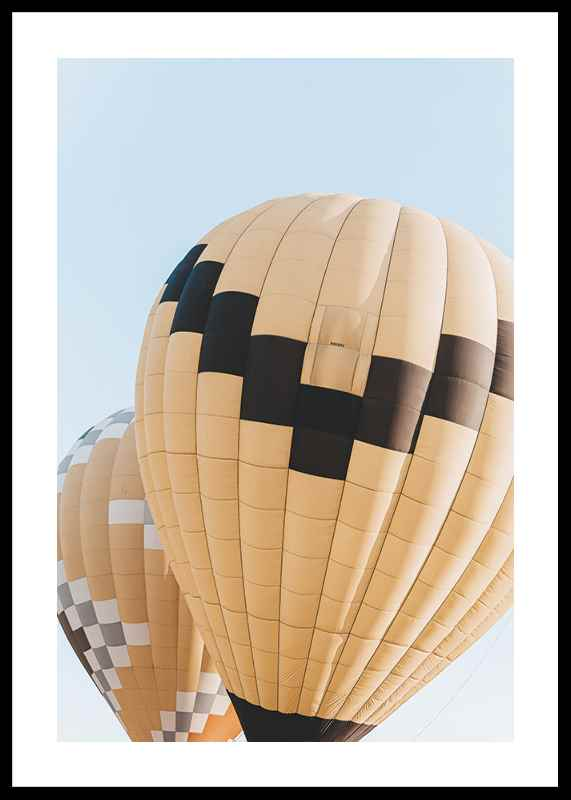 Yellow Air Balloons-0