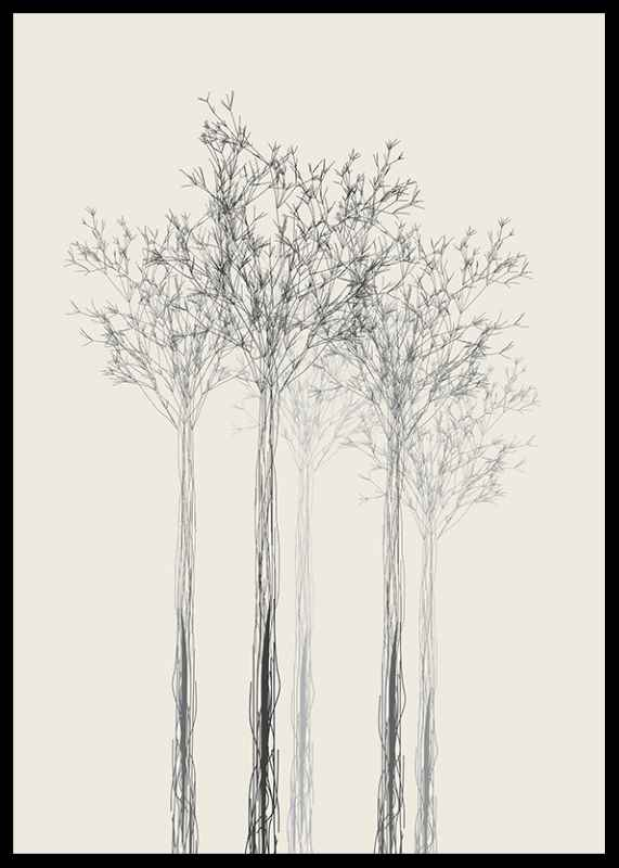 Sketched Trees-2