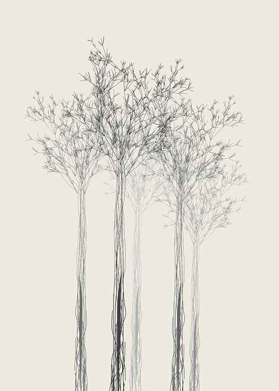 Sketched Trees-3