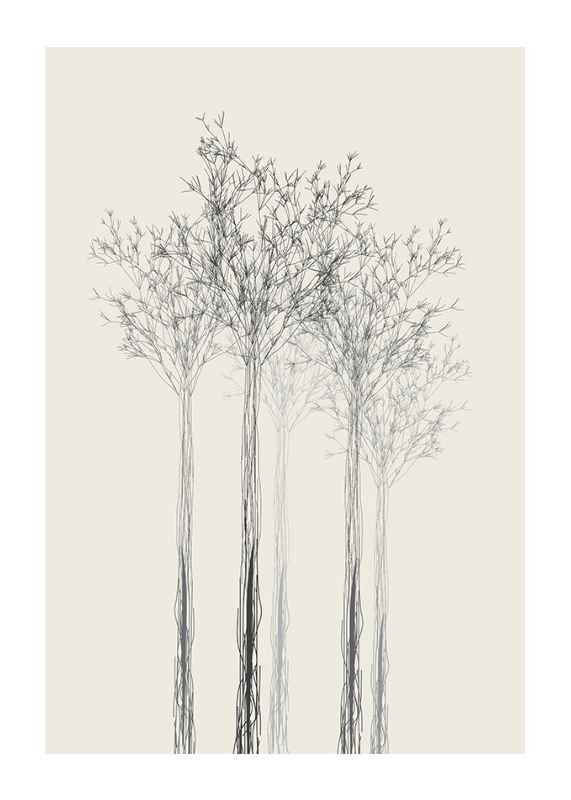 Sketched Trees-1