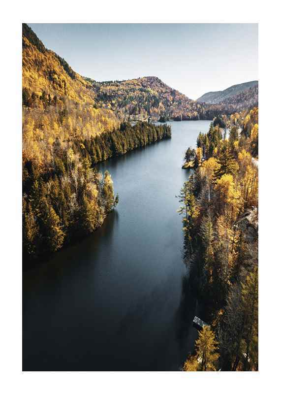 New Hampshire Lake-1