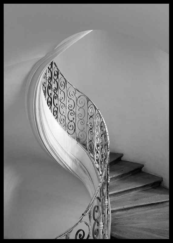 Curved Stairs-2