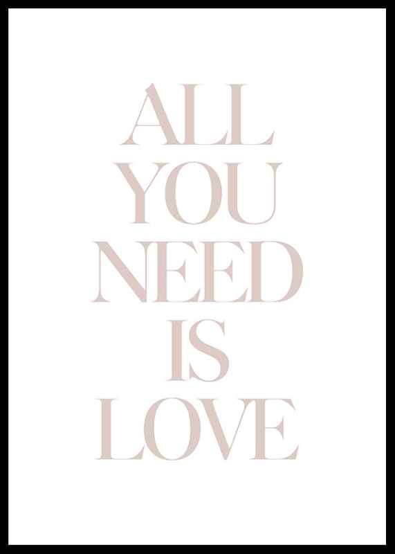 All You Need Is Love-0