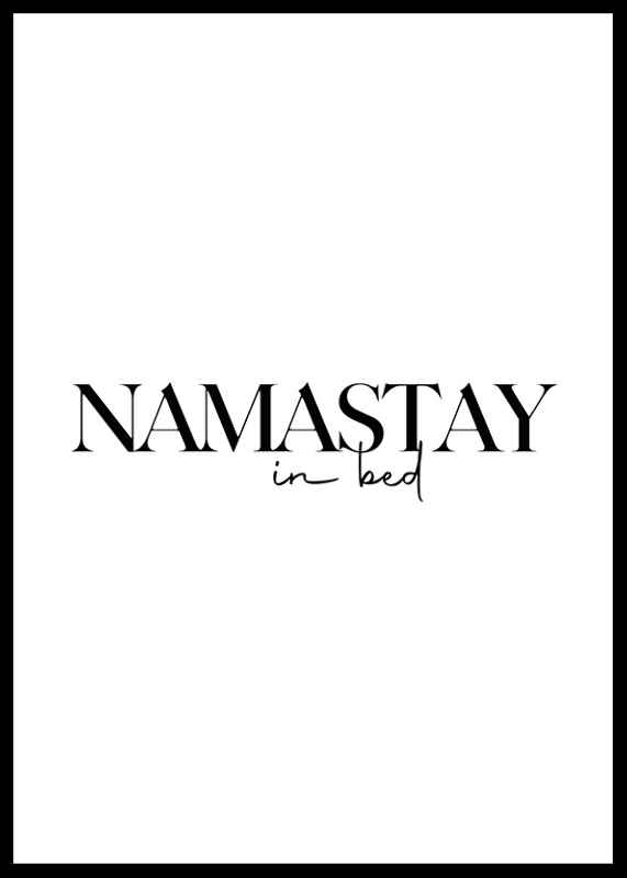 Namastay In Bed-0