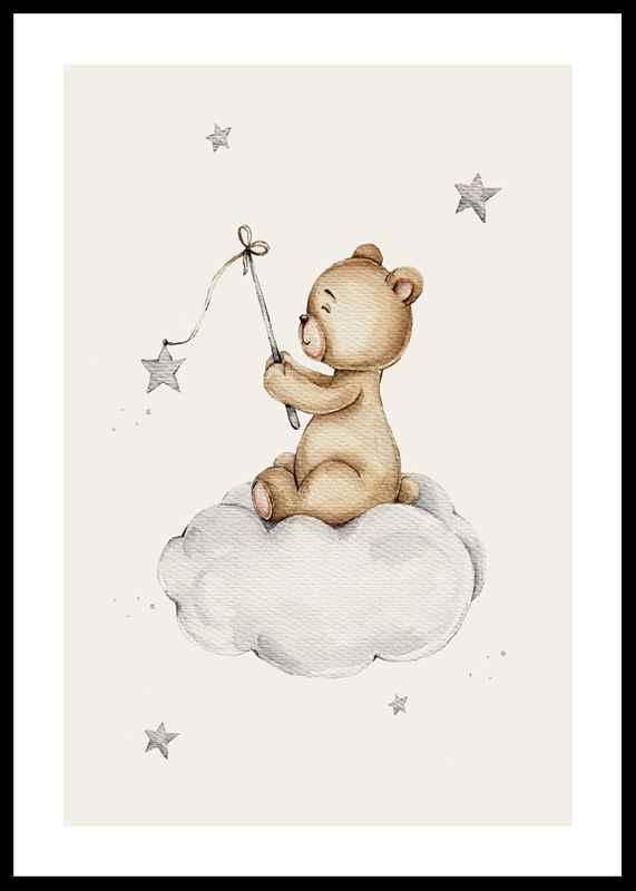 Cloud Teddy