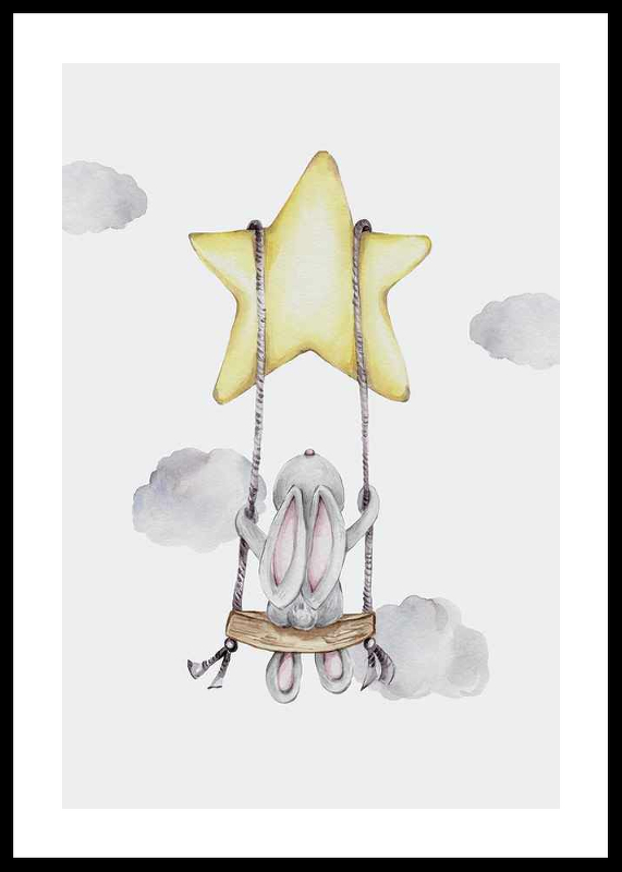 Star Swing Bunny