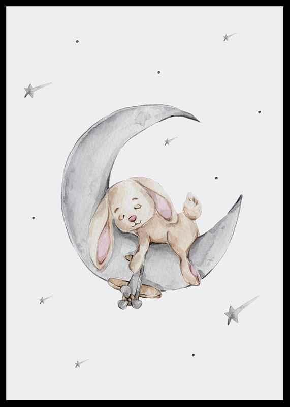 Sleeping Bunny-2