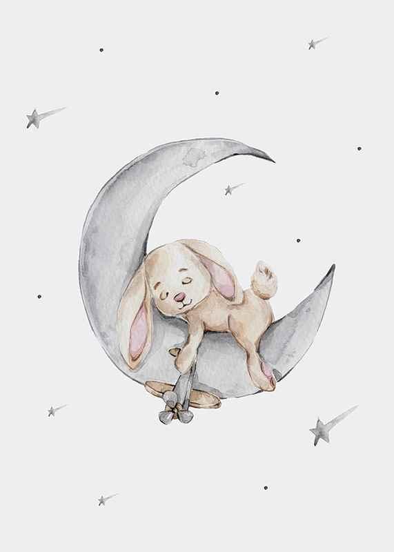 Sleeping Bunny-3