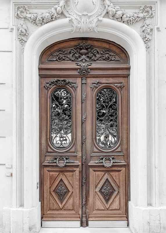 Brown Double Door-3