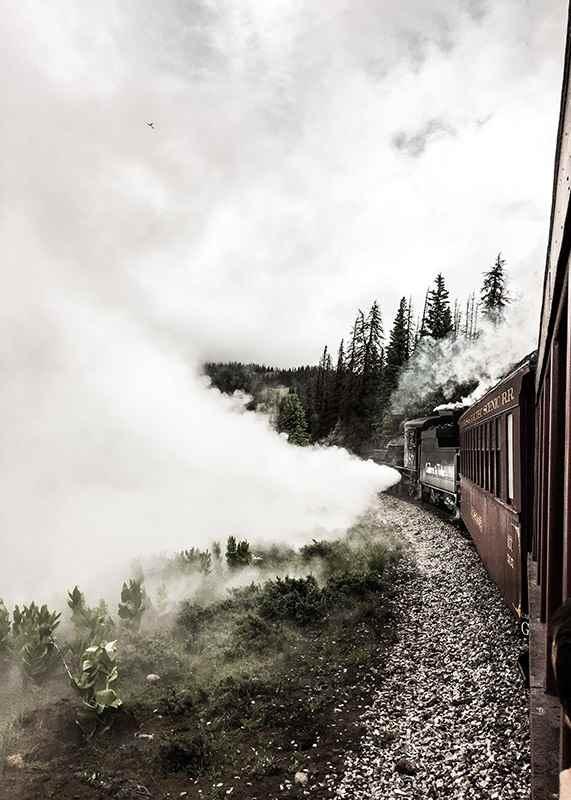 Moving Train-3