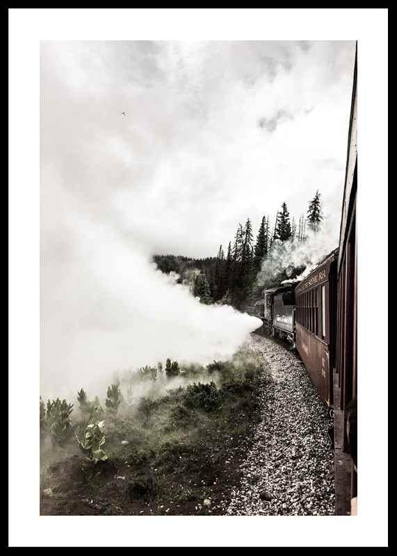 Moving Train-0