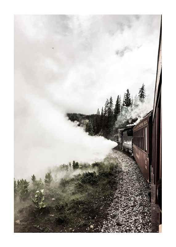 Moving Train-1