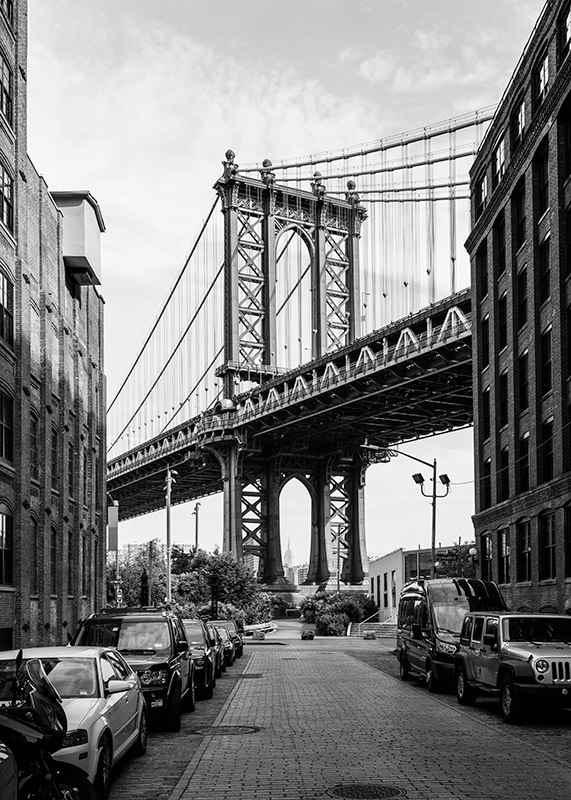 Manhattan Bridge-3