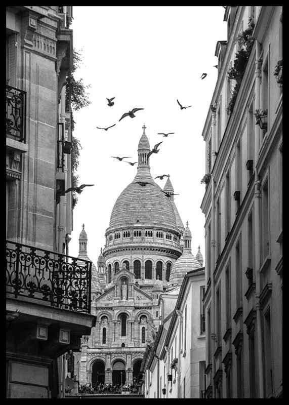Afternoon in Montmartre-2