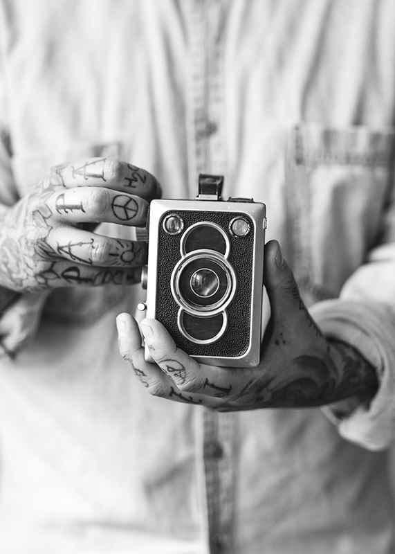 Retro Camera-3
