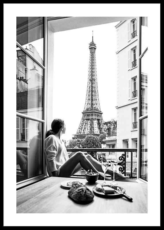 Breakfast In Paris