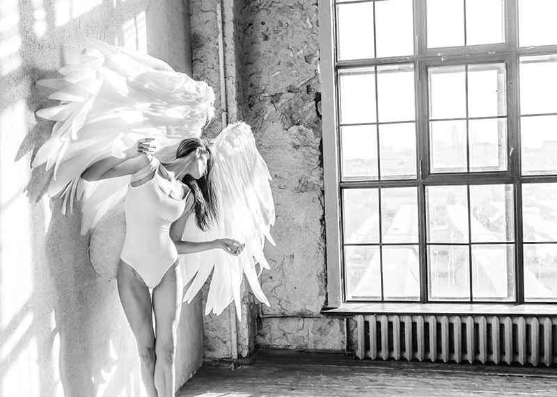 Angel Wings Landscape-3