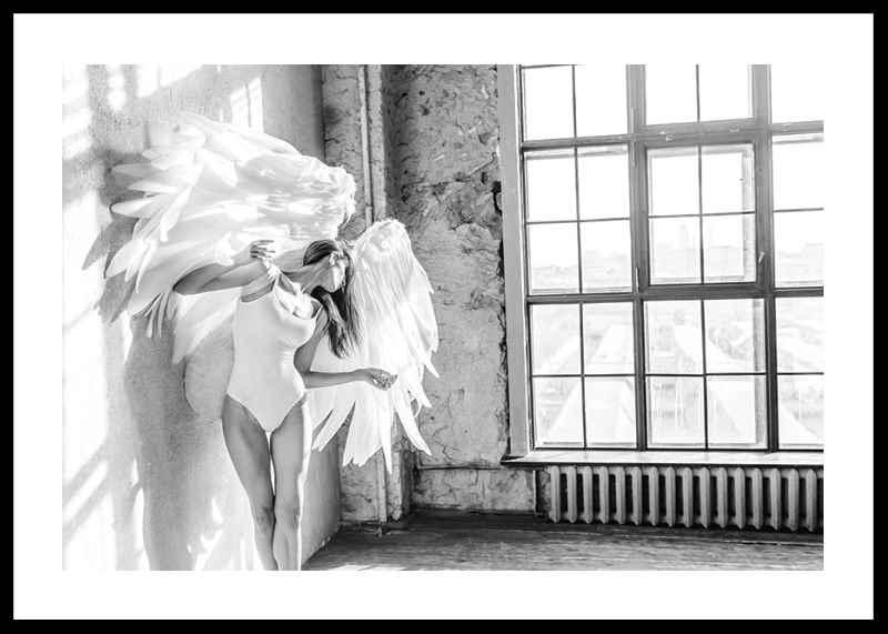 Angel Wings Landscape