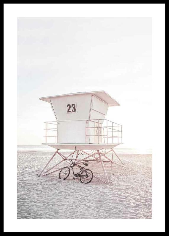 Lifeguard Tower 23