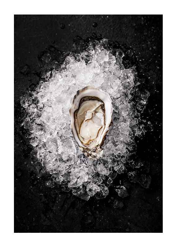 Oyster On Ice-1