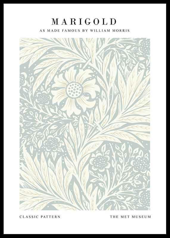 William Morris Marigold