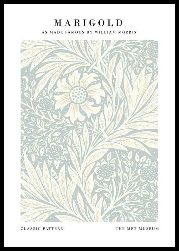 William Morris Marigold-0