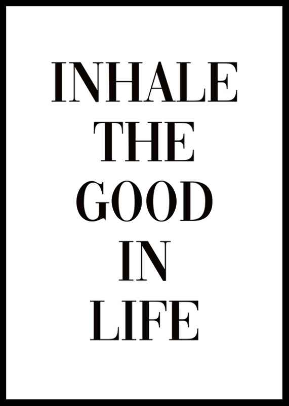 Good In Life