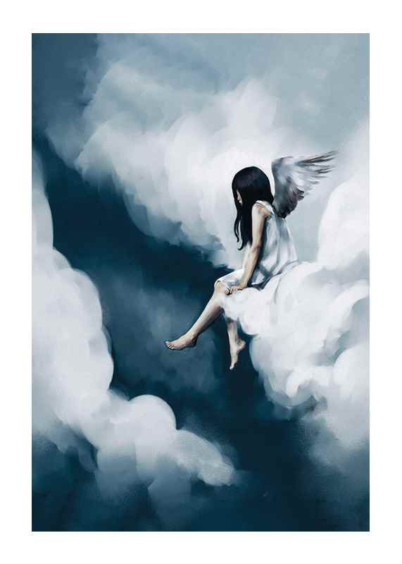 Painted Angel-1