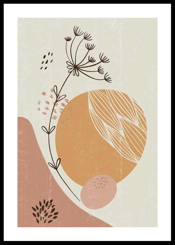 Abstract Botanical No2