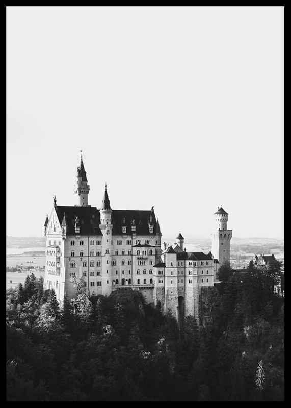 Neuschwanstein Castle-2
