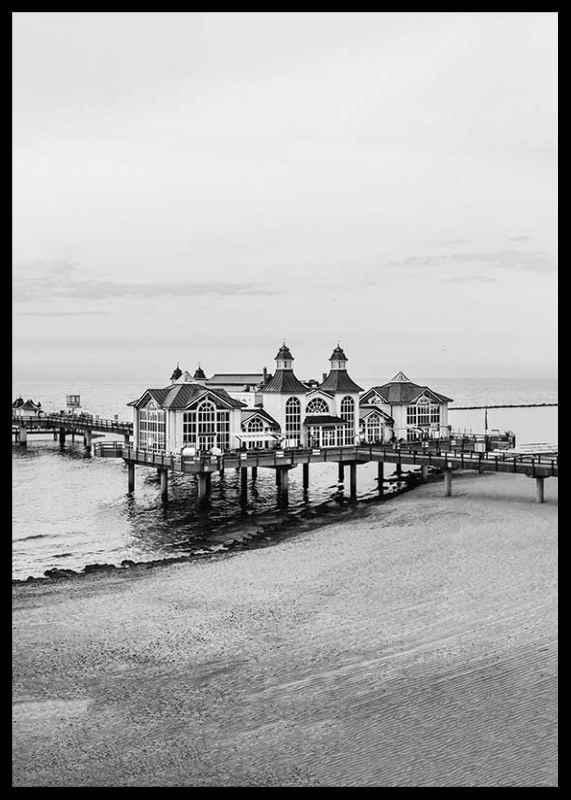 Pier At Sunrise-2