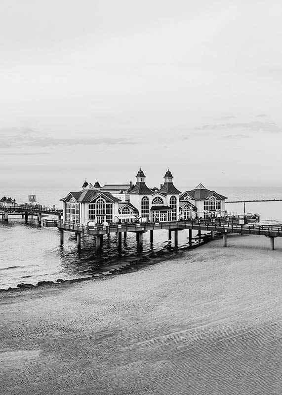 Pier At Sunrise-3