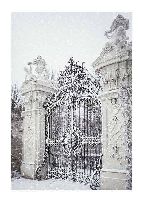 Snowy Gate-1