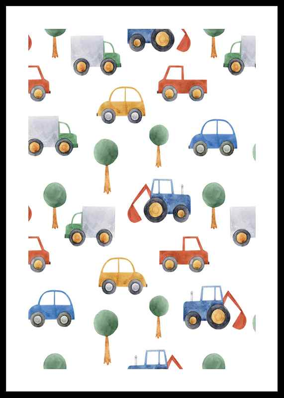 Cars And Trucks-0