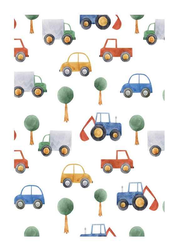 Cars And Trucks-1