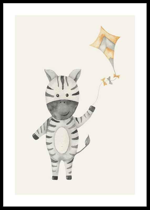 Zebra Kite-0