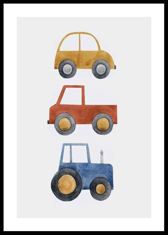 Three Vehicles-0