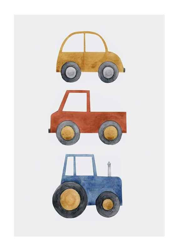 Three Vehicles-1