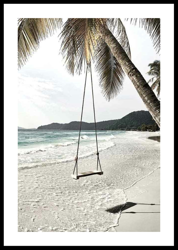 Swing At The beach