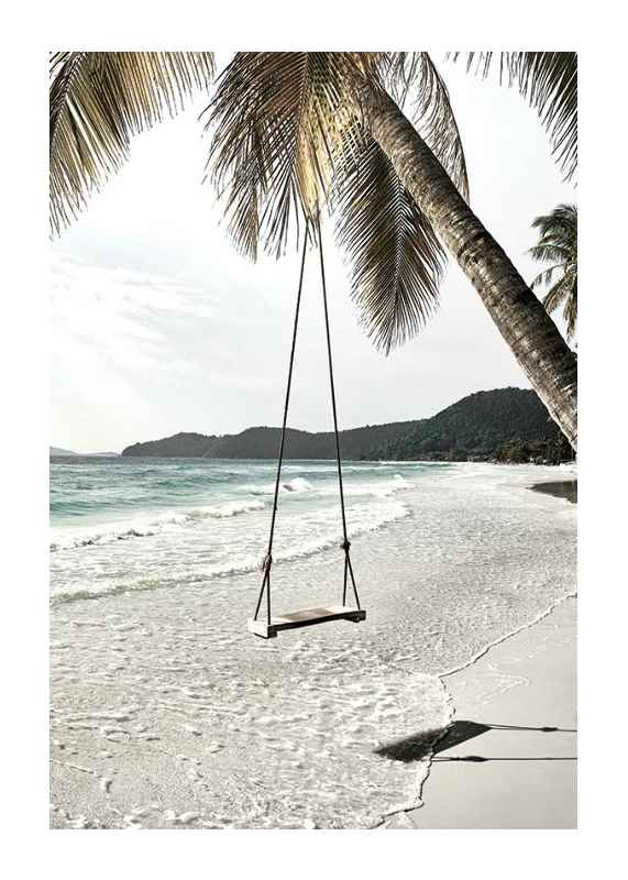 Swing At The beach-1