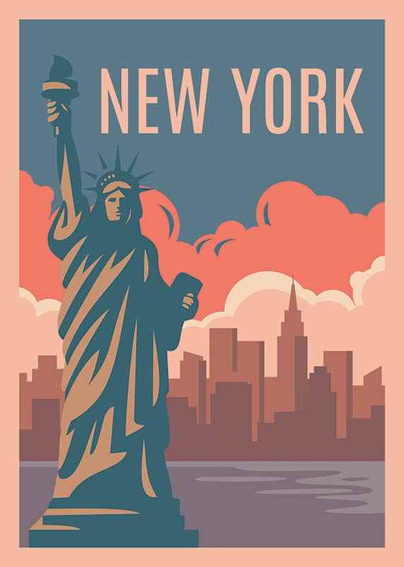 Statue of Liberty New York-1