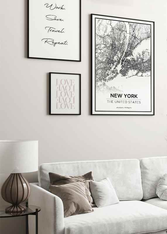 New York Karta-2