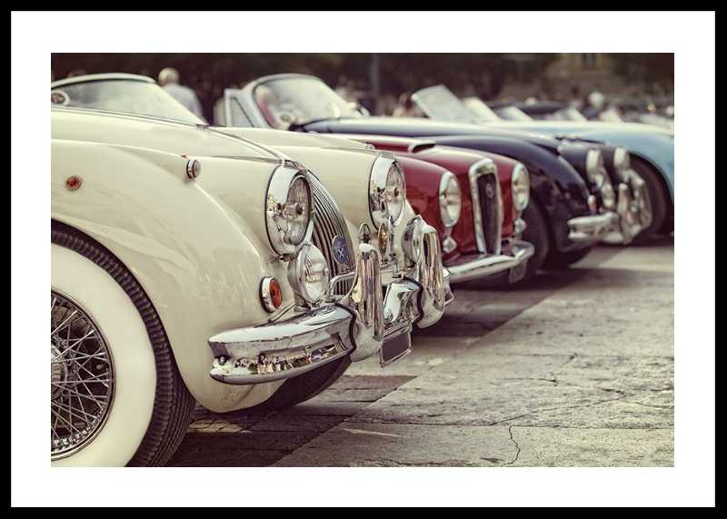 Retro Old Cars-0