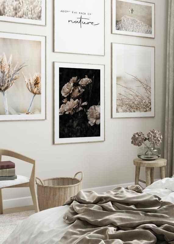 Dark White Roses-4