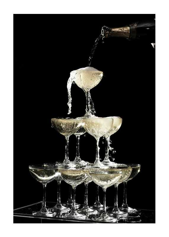 Champagne Fountain-1