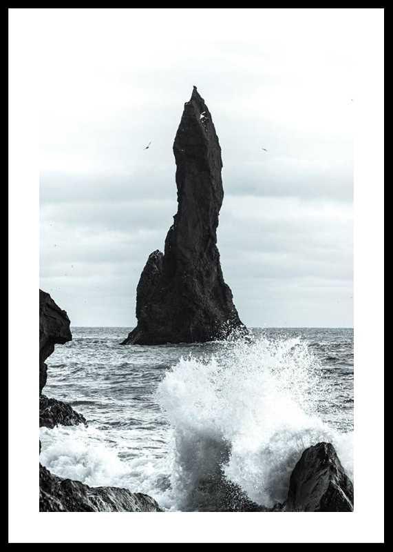 Rising Rock