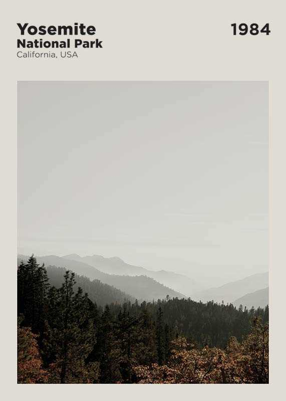 Yosemite National Park-1