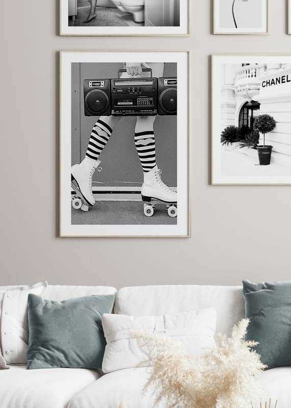 Roller Skates No1-4