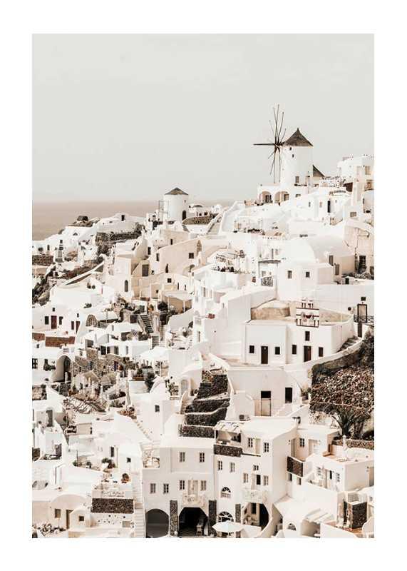 Oia Village Santorini-1