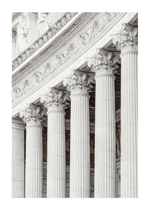 Columns In Rome-1